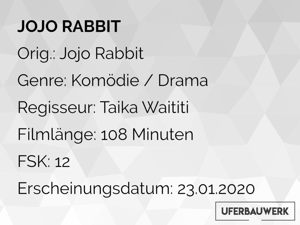 Info Jojo Rabbit