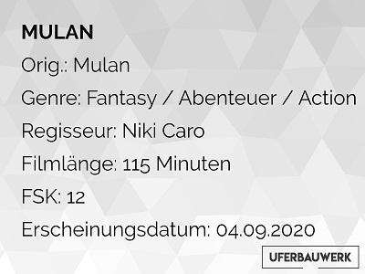 Info Mulan