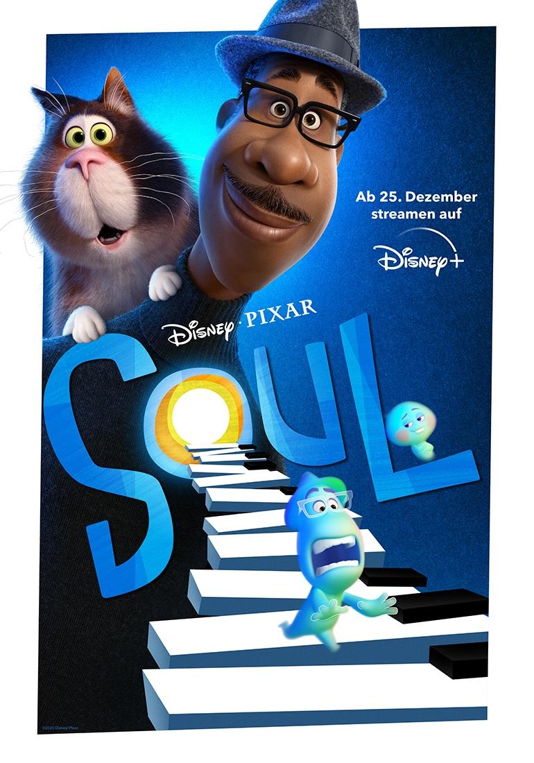Hauptplakat Soul