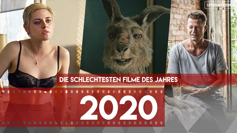 Vorschaubild Die schlechtesten Filme 2020