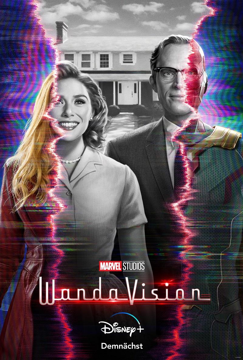 Hauptplakat WandaVision