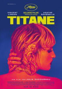 Hauptplakat Titane